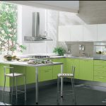 Home Modern Kitchen Designs From Berloni Green Madison