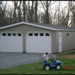 Home Wood Garage Kits Quicker And Easier Way Build
