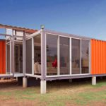 Homes Made From Shipping Containers Interior Design Architecture