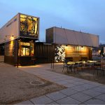 Houses Made From Shipping Containers Ships Port Awesome