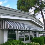 How Choose The Right Exterior Window Awning For Your Mobile Home