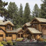 Idlewild Hybrid Log And Timber Home Floor Plan