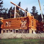 Information About Log Home Shell Packages From Cabins Canada