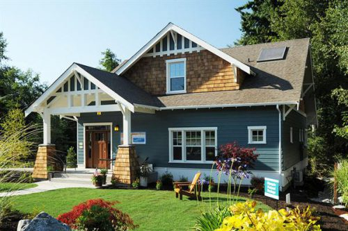 Inspiration Home Affordable Cottage For Energy Conscious Washington