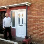 Installed Replacement Double Glazed Doors Newcastle