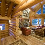 Interior Pictures Log Homes