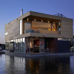 Lake Union Floating Home Vandeventer Carlander Architects