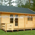 Leisure Prefab Wooden House Jsw China Houses For Sale