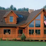 Lincoln Logs Manufacturer Superior Log And Panelized Home