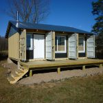 Lockable Bullet Proof Probably Container Home From Tincancabin
