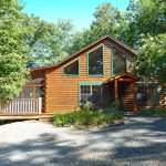 Log Cabin Home For Sale Murphy