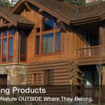 Log Home Caulking