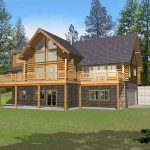 Log Home Designs Style Cabin Design Coast