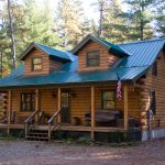 Log Modular Home Custom Cabins Cabin Kits Lazarus