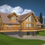 Log Style House Plans