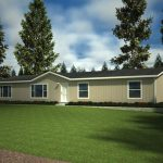 Manufactured Home Floor Plan Spokane