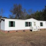 Manufactured Home Under Contract