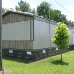 Metal Roof Mobile Home Underpinning Cost