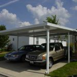 Mobile Home Car Ports