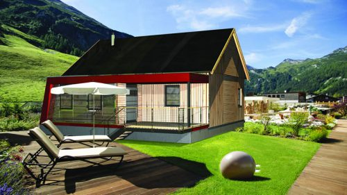 Mobiles Haus Luxury