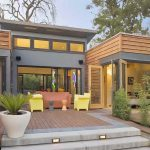 Modern Green Prefab Home Design Ideas Amzing Layout