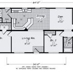 Modular Floor Plan Cbs Plans Palm Harbor Homes