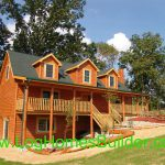 Modular Log Homes Www Lantzmodularloghomes Com Perry Html