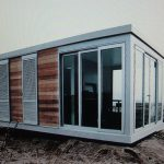 Modular Prefab Container Homes Design