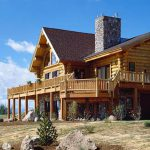 Montana Log Homes Floor Plan