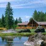Montana Log Homes Pennsylvania Home Plan Plans