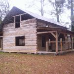 Old Log Home Confluence