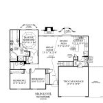 Out This Whitmore New Home Plan Built Cms Homes