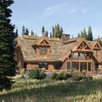 Pinegrove Log Home Floorplan