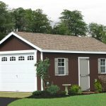 Prefab One Car Garage Sheds Traditional And Shed