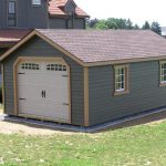 Prefabricated Garage Colors And Options