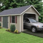 Prefabricated Garage The Perfect Storage Solution For One Car