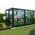 Recycled Houses Made Using Shipping Containers