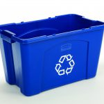 Recycling Bins Product Reviews Rubbermaid
