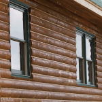 Sealing Log Homes Chinking And Caulking Home Cabins Seal