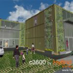 Seattle First Cargo Container Buildings Here Their Official
