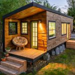 Seattle Spite House Sells Tiny Homes Shipping Container The Savannah