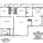 Skyline Triple Wide Floor Plans Idealmfghomes