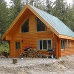 Small Log Home Loft Cowboyloghomes Eagles Pass