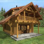 Space Log Home Living Magazine Winner Catagory Under