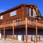 Stain For Log Homes Home Finishing Uses Sashco Permachink And