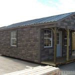 Stone Veneer Panels Are Great Way Personalize Prefab Houses For