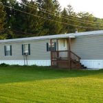 Story House Plus Mobile Home Located Indiana