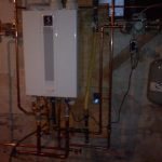 Tankless Dual Purpose Hot Water Heater This Unit Will Heat Your Home