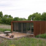 The Arado Weehouse Modern Prefab Cabin Was