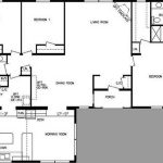 The Double Wide Mobile Home Floor Plans
